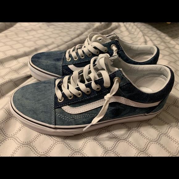 Vans Shoes | Jean Vans | Poshmark